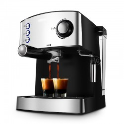 XunShi Dual Boiler Coffee Machine